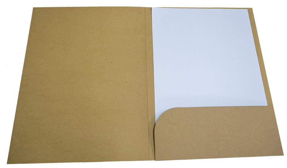 แฟ้มกระดาษคราฟท์ สำเร็จรูปพร้อมใช้